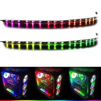 ARGB Led Strip Lights Kit Color Changing Gaming Addressable for PC Case Gamer