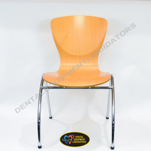 Reception Chair Medical Dental Office Waiting Room Seating Modern and Sturdy