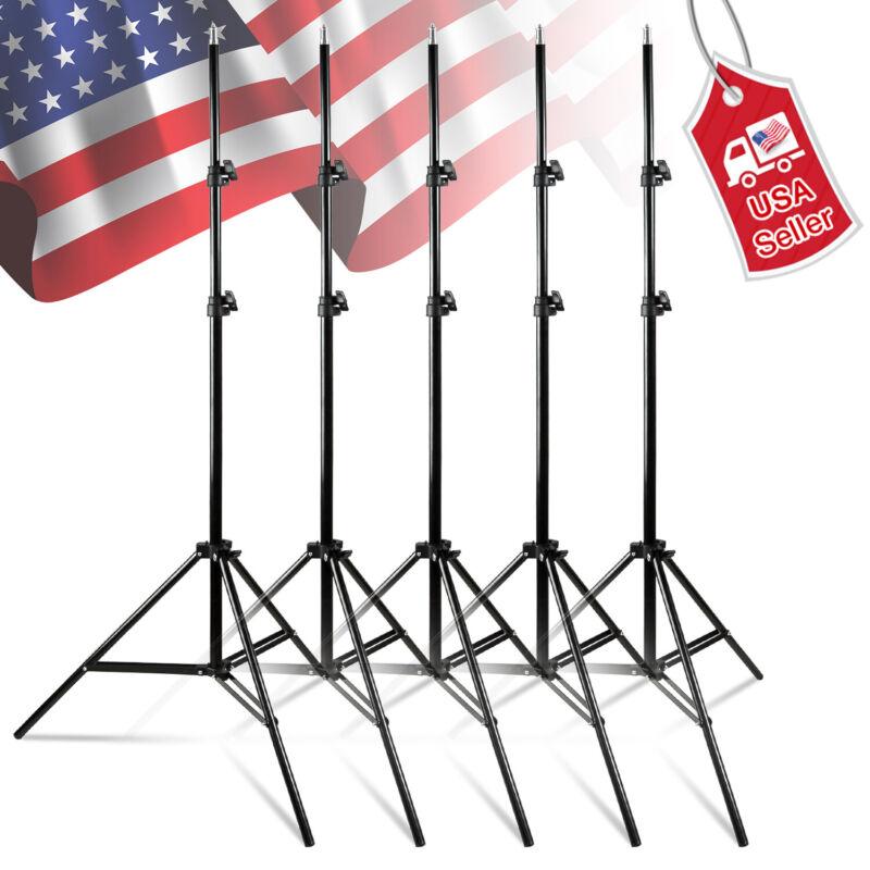[5 PACK] Light Flash Speedlight Umbrella Holder Stand Bracket Tripod Photography