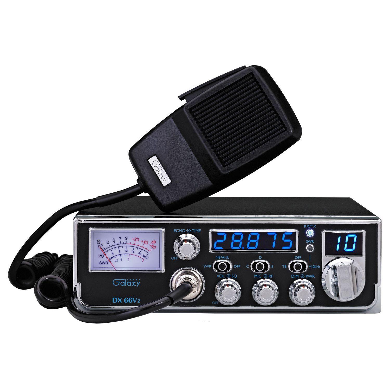 dx 66v2 10 meter radio performance tuned