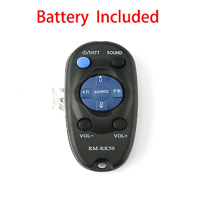 New RM-RK50 Wireless Replaced Remote Control For JVC Car Stereo RMRK50 KD-AR800