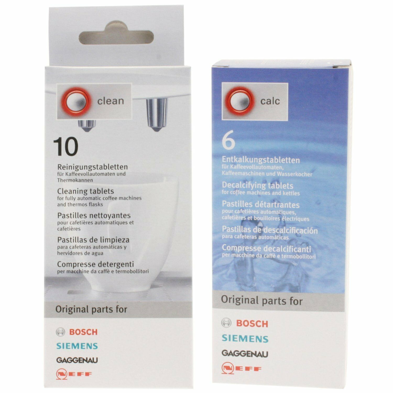 2-Phases pastilles pour café vollautomaten 12 Tabs a 16 g