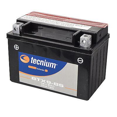 Bateria Moto Tecnium BTX9-BS   YTX9-BS   GTX9-BS   FTX9-BS Sellada y...