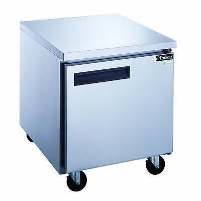 Dukers Duc29f 7 Cu. Ft. Single Door Undercounter Freezer