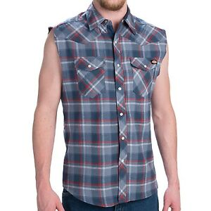 Men's Casual Flannel Plaid Shirt Sleeveless Cotton Plus Size Vest. from $ 22 99 Prime. out of 5 stars Calvin Klein. Women's Sleeveless Wrinkle Free Button Down. from $ 28 53 Prime. out of 5 stars Cailami. Women's Casual Sleeveless Button Down Shirt .