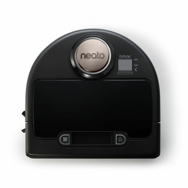 Neato Robotics Botvac Connected Robot Vacuum Black 945-0177