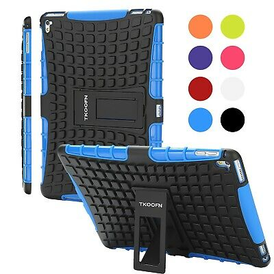 """Heavy Duty Shockproof Stand Armor Case Cover for iPad 2/3/4 Mini 9.7"""" 2018 Air 2"""