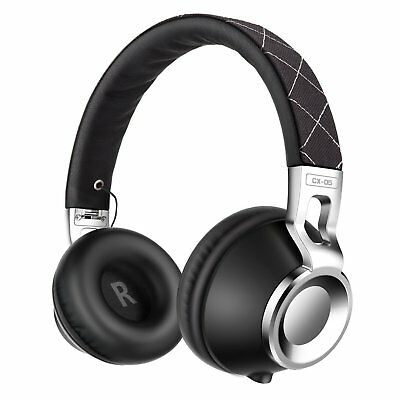 Sound Intone Cx 05 Noise Isolating Headphones With Mic Metal Headsets