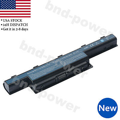 Laptop Battery for Acer Aspire 5253 5251 5336 5349 5551 5552 5560 5733 5733Z US