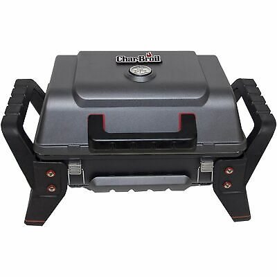 Char-Broil X200 Grill2Go Portable Gas BBQ Barbeque Table Top + TRU-Infrared New