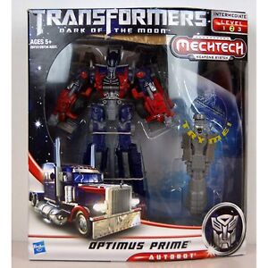 TRANSFORMERS Action Figur DARK OF THE MOON Held OPTIMUS PRIME