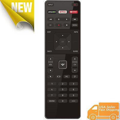 XRT122 Remote f Vizio Smart TV D65U-D2 D65UD2 E32-C1 E32C1 E32H-C1 E65C3 E70C3