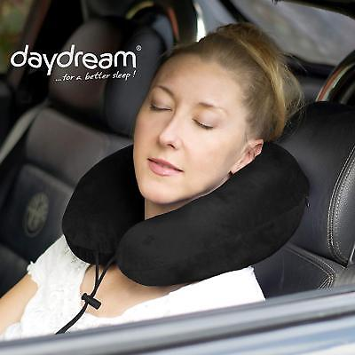 daydream Premium-Nackenkissen mit Memory Foam, Reisekissen Nackenhörnchen N-5401 ()