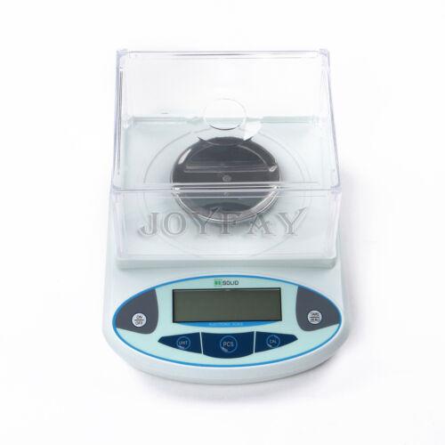 Lab Analytical Balance 1 mg 200 x 0.001 g Digital Precision Scale U.S. Solid®