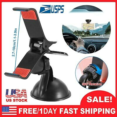 Universal Car Window & Dash Clip Cell Phone Mount Holder Cradle PDA GPS (Sprint Pda Phones)