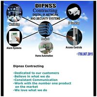Security system professional install