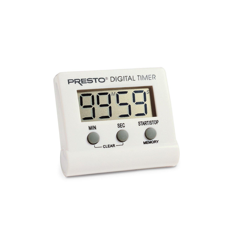 electronic timer cooking alarm clock