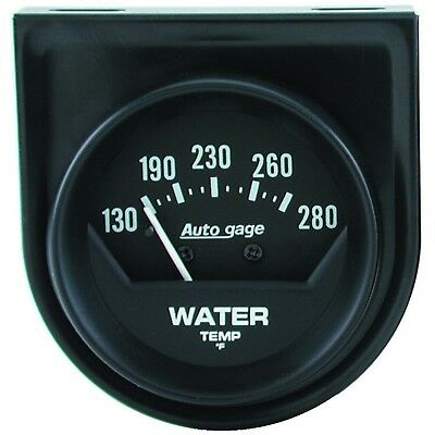 AutoMeter 2361 Autogage Mechanical Water Temperature 130-280 Gauge (Autometer Autogage Mechanical Water)