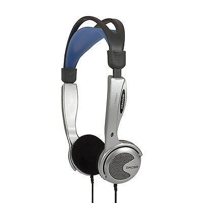 Koss KTXPRO1 Titanium Portable Headphones with Volume Contro