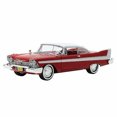 1958 Plymouth Fury from Stephen King's Christine Die-Cast Model Car, 1:24 Scale