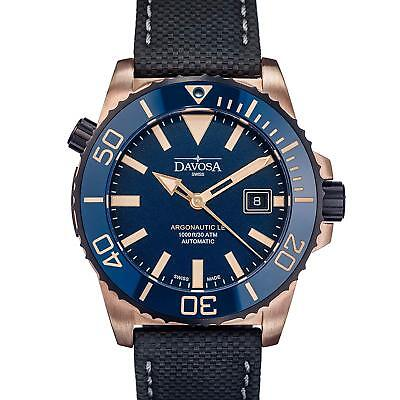 Davosa Swiss Made Automatic Mens Wrist Watch Professional Argonautic 16158145