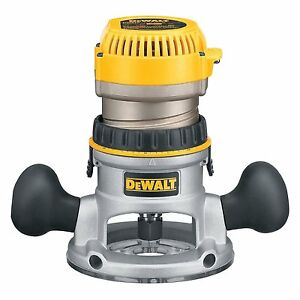 DeWALT DW616 1-3/4-Horsepower Fixed Base Router New