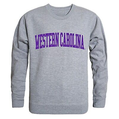Western Carolina University Catamounts WCU Crewneck Sweater-Officially Licensed Western Carolina University