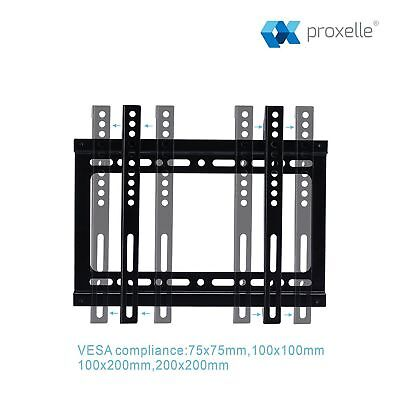 Articulating Tilt Swivel LCD LED TV Wall Mount Bracket 19 23 24 26 28 32 ''
