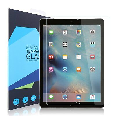 Premium Tempered Glass Screen Protector for Apple iPad Pro 12.9 1st and 2nd Gen