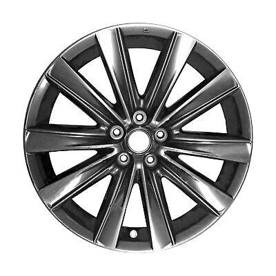 96219 OEM Reconditioned Aluminum Wheel 19x7.5 Fits 2018 Mazda 6 Oem Aluminum Wheel