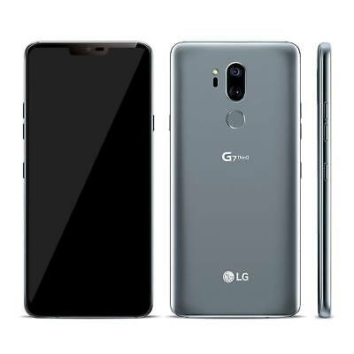LG G7 ThinQ 64GB Smartphone (Factory Unlocked) - Grey A for sale  Shipping to Canada