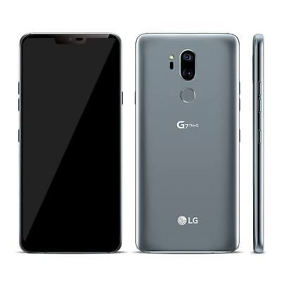 LG G7 ThinQ 64GB Smartphone (Factory Unlocked) - Grey A