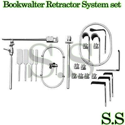 Surgical Retractor Set Bookwalter Retractor System Set Complete Rt-014