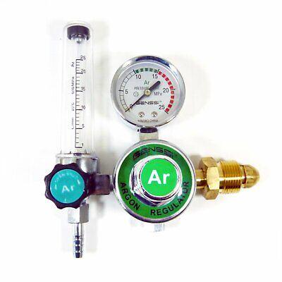Mig Tig Flow Meter Regulator Welding Flow Meter Gauge Argon Co2 Helium Nitrogen