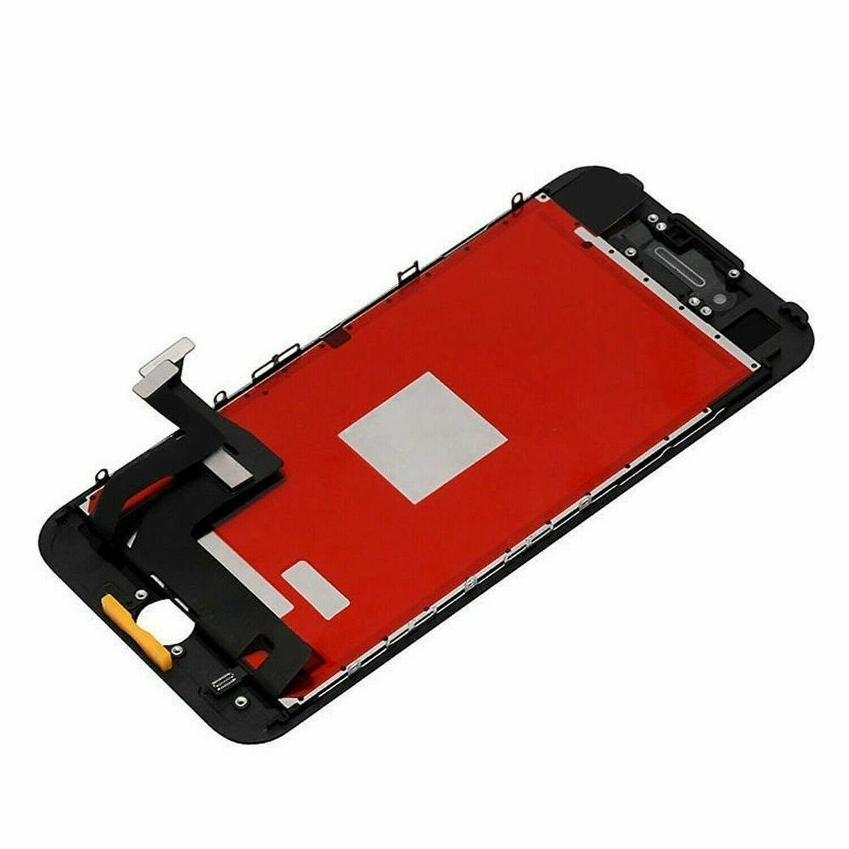 Pantalla Lcd De Repuesto Negra Compatible Con Iphone 7 Pantalla De 4.7 Pulgadas - $31.62