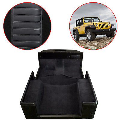 2006 Jeep Tj Replacement - For Jeep Wrangler TJ 1997-2006  6 Piece Full Set Replacement Carpet Kit