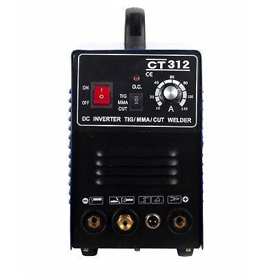 Fast Shipping Cuttigmma Air Plasma Cutter Ct312 3 In 1 Combo Welding Machine