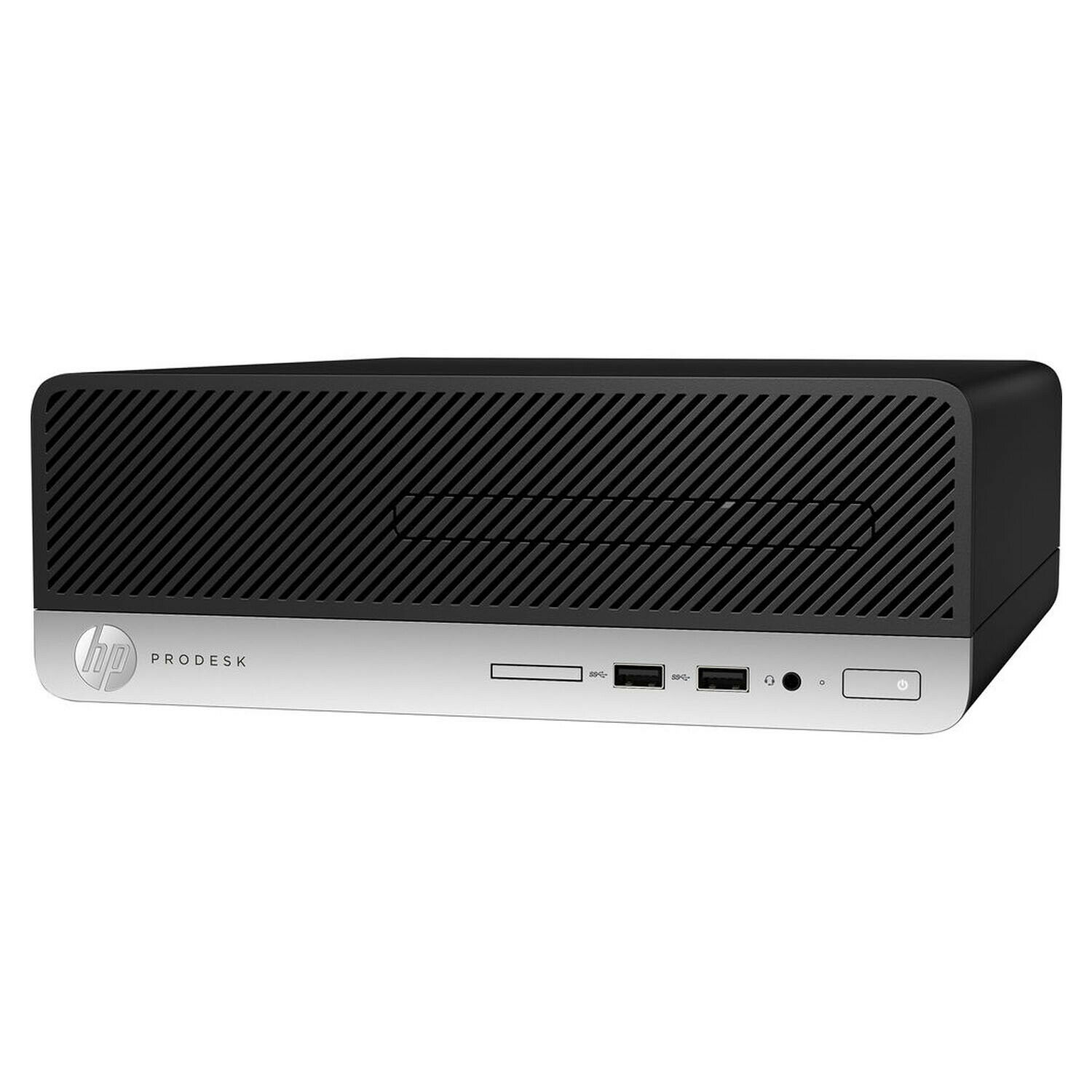 Computer Games - HP ProDesk 400 G4 Computer Desktop PC Core i7-7700 8GB DDR4 RAM 256GB SSD Wi-Fi