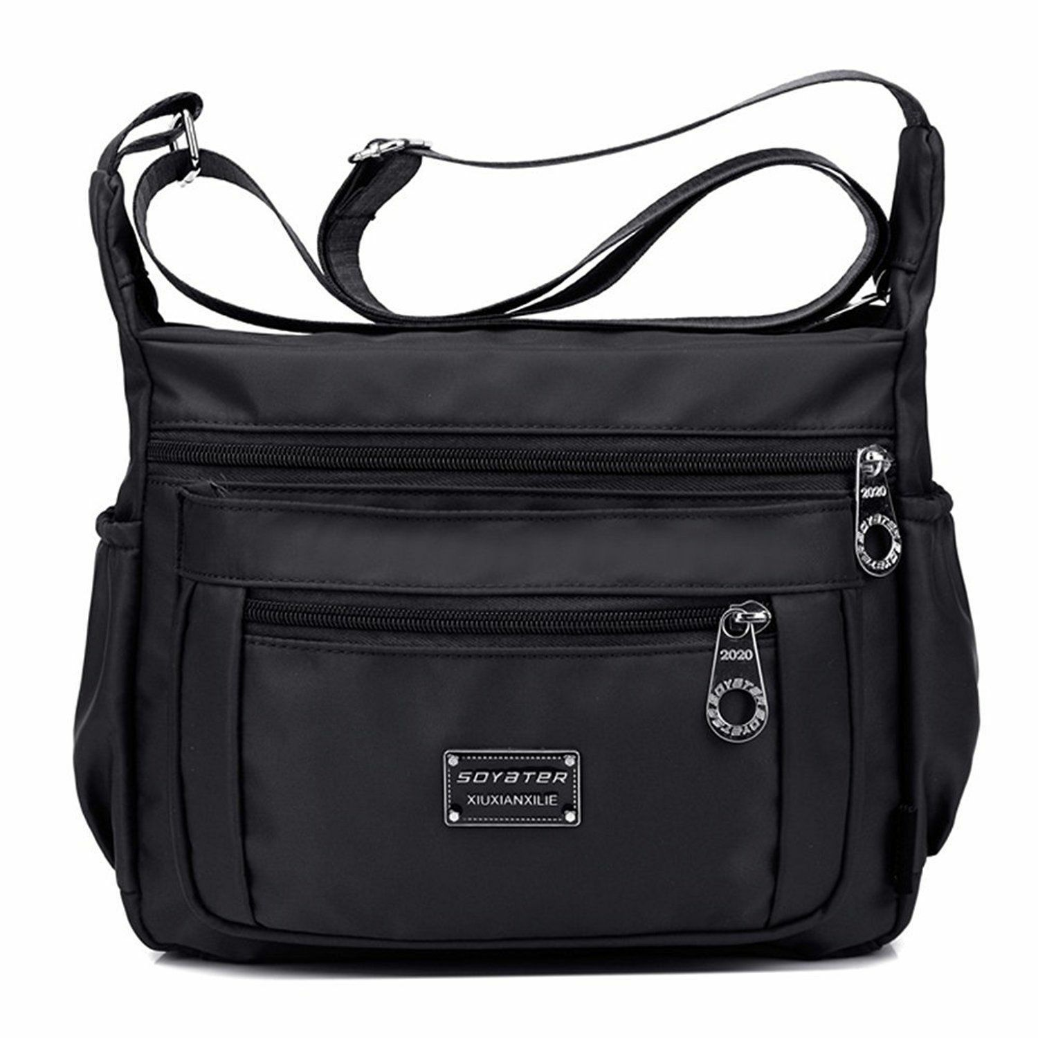 Soyater Nylon Crossbody Bags for Women with Pockets | Choose