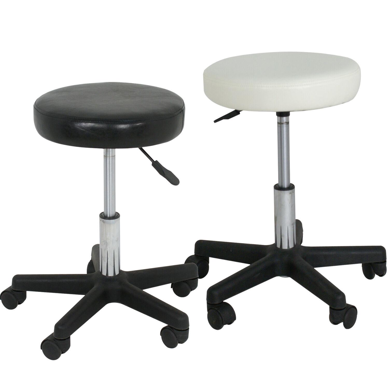 Hydraulic Tattoo Salon Adjustable Stool Massage Facial Spa Beauty Rolling Chair Health & Beauty