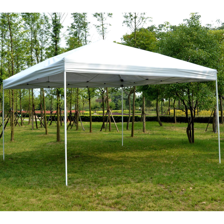 13u0027x13u0027 Pop Up Canopy Outdoor Sun Shade Wedding Party Tent Gazebo Reinforced & 13u0027x13u0027 Pop Up Canopy Outdoor Sun Shade Wedding Party Tent Gazebo ...