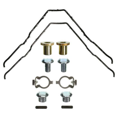 Wagner H7224 Parking Brake Hardware Kit Rear
