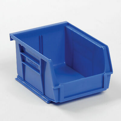 Plastic Stacking And Hanging Bin - Small Parts Storage - 4-18 X 5-38 X 3