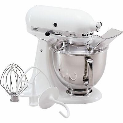 *Brand New* KitchenAid KSM150PSWH 5 Quart 325W Stand Mixer - White