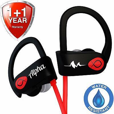 Wireless Headphones - Premium 2020 - Best Wireless Earbuds - Workout Headphones