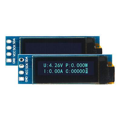 2pcs 128x32 Lcd Led Display Module 0.91 Inch Oled I2c Display Module For Arduino