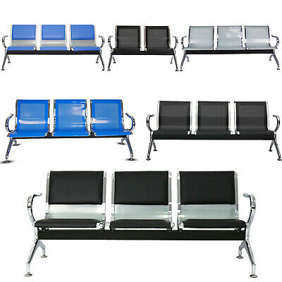 Airport Office Reception Waiting Room Chair Bank Salon Guest Clinic Barber Bench