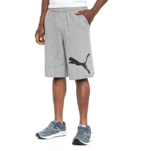Nwt Puma Men´s Hero Athletic Shorts Puma Logo S M L Xl 2xl