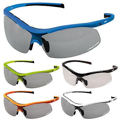 Cratoni Fahrradbrille C-Shade Sonnenbrille Sportbrille Photochromic Skibrille