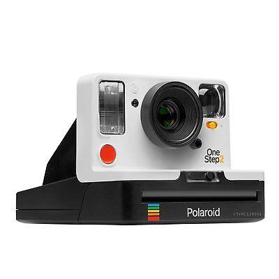 POLAROID OneStep 2 VF Kamera mit Viewfinder, White